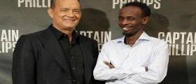 Tom Hanks and Barkhad Abdi Both Star in Captain Phillip