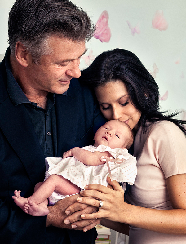 Explore Talent on Alec Baldwin's New Baby