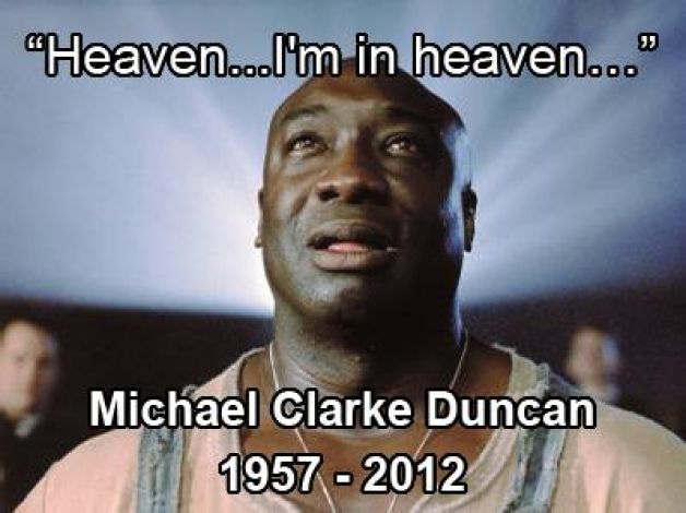 Explore Talent - Michael Clarke Duncan