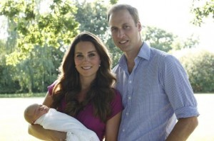 Explore Talent - Prince William, Princess Kate and Baby George