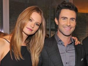 am Levine Proposed To Behati Prinsloo