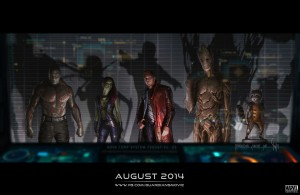 Watch Out for Guardians of the Galaxy Coming to Theaters This Summer 2014