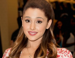 Ariana Grande Signs Copies Of The August Edition Of Seventeen Magazine