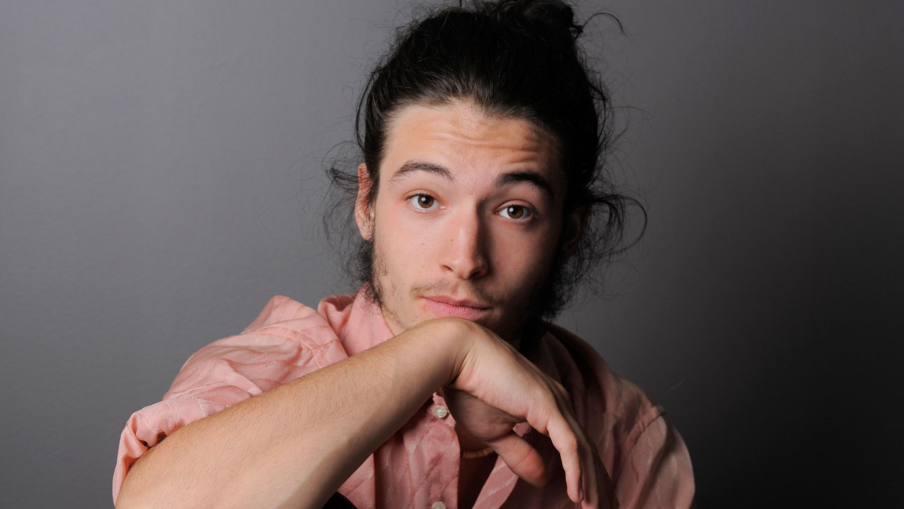 Ezra Miller, young actors