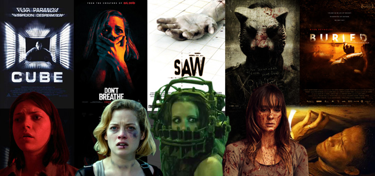 One-Location Horror Movies