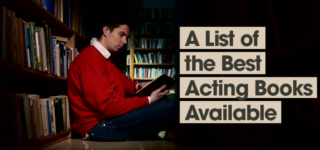 Acting Books