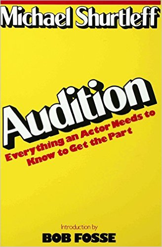 Audition, Michael Shurtleff, Audition Books